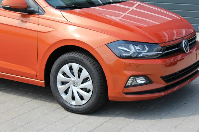 Volkswagen Polo - 1.0 TSI 95 PS-Comfortline-Klima-PDC Vu.H-Front Assistent-Bluetooth-MFL-Radio-SHZG-Sofort