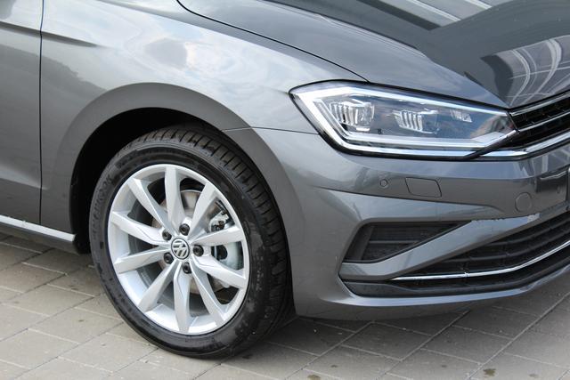 Volkswagen Golf Sportsvan - Maraton 1.5 TSI DSG 130 PS-5JahreGarantie-Navi-2xPDC-VollLED-17
