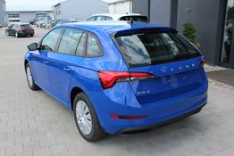 Scala - Ambition 1.0 TSI 116 PS-5 Jahre Garantie-LED Scheinwerfer-Front Assist-SHZG-Bluetooth-TOP Aktion-Sofort