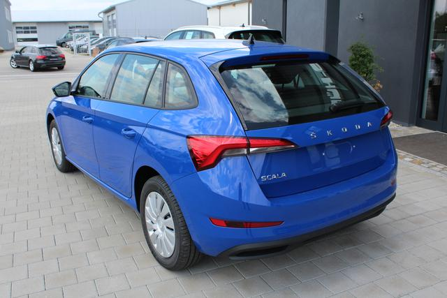 Scala 1.0 TSI 116 PS Ambition-5 Jahre Garantie LED Scheinwerfer-Front Assistent-SHZG-Bluetooth-TOP Aktion-Sofort BFY