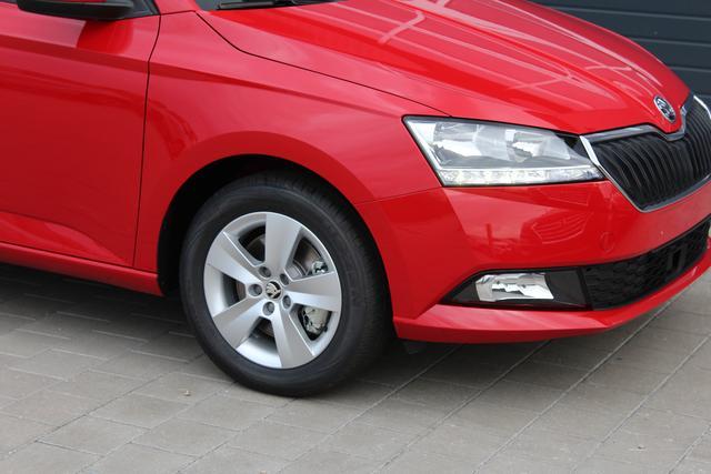 "EU-Neuwagen Grosshändler SKODA Fabia Combi - Ambition 1.0 TSI 110 PS-5JahreGarantie-15""Alufelgen-NSW-Bluetooth-Sofort"
