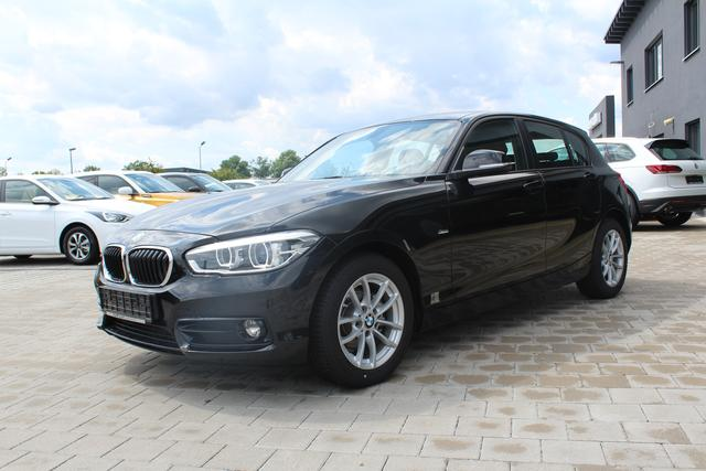 """Lagerfahrzeug BMW 1er - 118i 136 PS Automatik-Sportline-AKTION-5Türig-Voll LED-Nav iBusiness-16""""Alu-PDC-SHZ-Sofort"""