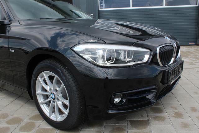 """BMW 1er 118i 136 PS Automatik-Sportline-AKTION-5Türig-Voll LED-Nav iBusiness-16""""Alu-PDC-SHZ-Sofort"""