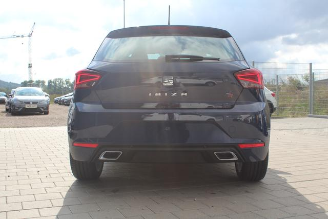 "Seat Ibiza FR 1.0 TSI 95 PS-5JahreGarantie-Bluetooth-Tempomat-Klima-MuFu-17"" Alu-Sofort"