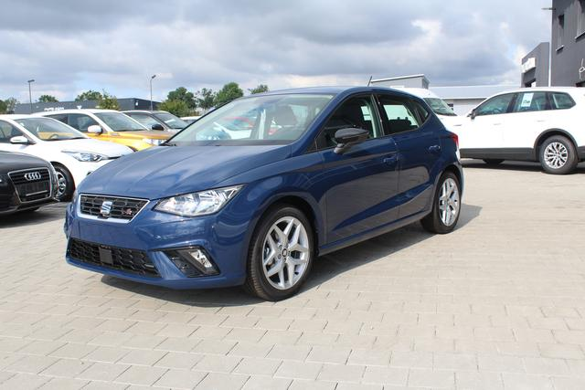 Seat Ibiza - FR 1.0 TSI 95 PS-5JahreGarantie-Bluetooth-Tempomat-Klima-MuFu-17
