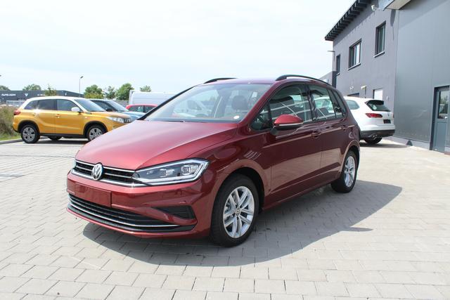Volkswagen Golf Sportsvan - Comfortline 1.5 TSI DSG 150 PS-Navi-ACC-LED-Climatronic-PDC-Sofort