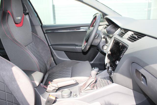 Skoda Octavia Combi RS 2.0 TSI 245 PS-4JahreGarantie-Navi-VollLED-el.Heckklappe-2xPDC-ACC