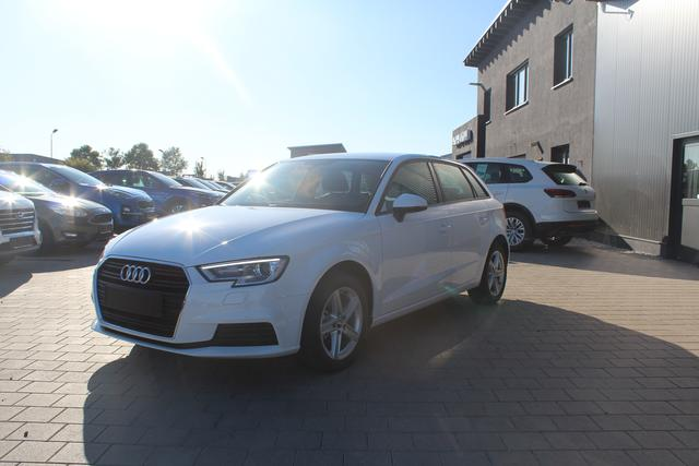 Lagerfahrzeug Audi A3 Sportback - 35 TFSI 150 PS-4 Jahre Garantie-Navi-Bi Xenon-Climatronic-PDC-MFL-SHZG-Sofort
