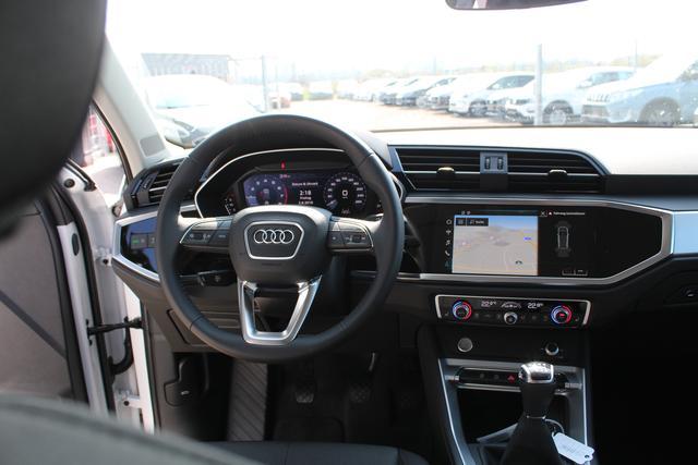 Audi Q3 35 TFSI 150 PS-4JahreGarantie-Navi-LED-el.Heckklappe-SHZ-2xPDC