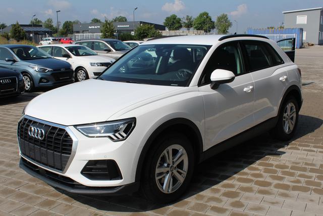 Audi EU Q3 - 35 TFSI 150 PS-4JahreGarantie-Navi-LED-el.Heckklappe-SHZ-2xPDC