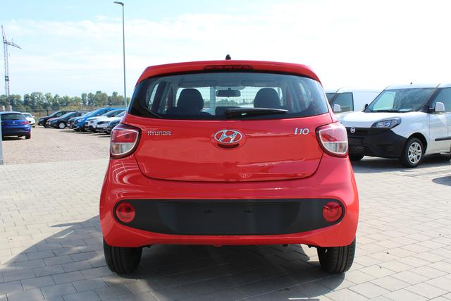 Hyundai i10 Club 1.0 67 PS-Klima-Bordcomputer-RadioMp3-Sofort