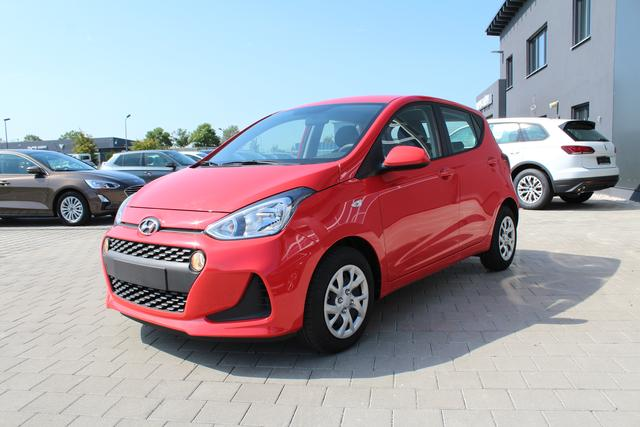 Hyundai i10 - Club 1.0 67 PS-Klima-Bordcomputer-RadioMp3-Sofort