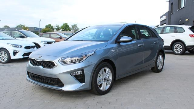 Kia cee'd - 1.4 100 PS-16Zoll Alu-Bluetooth-Klima-Tempomat-Spurhalteassist-Sofort