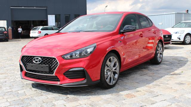i30 - Fastback N-Line 1.4 T-GDI DCT 140 PS-AndroidAuto-AppleCarPlay-Klimaautomatik-Sitzheizung-18