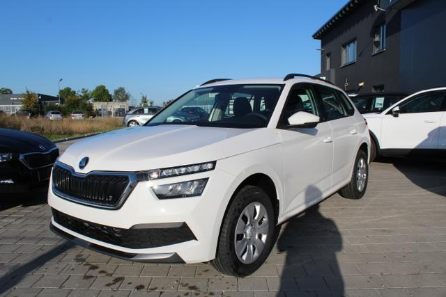 Skoda Kamiq - Ambition 1.0 TSI 95 PS - 5JahreGarantie-LED-Bluetooth-SHZ-Tempomat-Bordcomputer-Notbremsassistent-Sofort