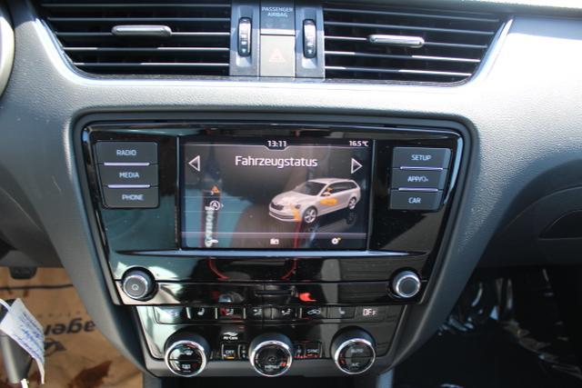 "Skoda Octavia Combi Smart 1.0 TSI 116 PS-4JahreGarantie-Bluetooth-MuFu-16""Alu-Climatronic-SHZ-Sofort"