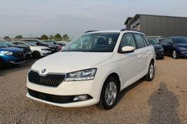 Fabia Combi - Ambition Plus 1.0 TSI 95 PS-5JahreGarantie-SHZ-Klima-Bluetooth-NSW-Sofort