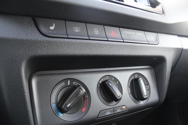 Skoda Fabia Combi Ambition 1.0 TSI 95 PS-5JahreGarantie-SHZ-Klima-Bluetooth-NSW-Sofort
