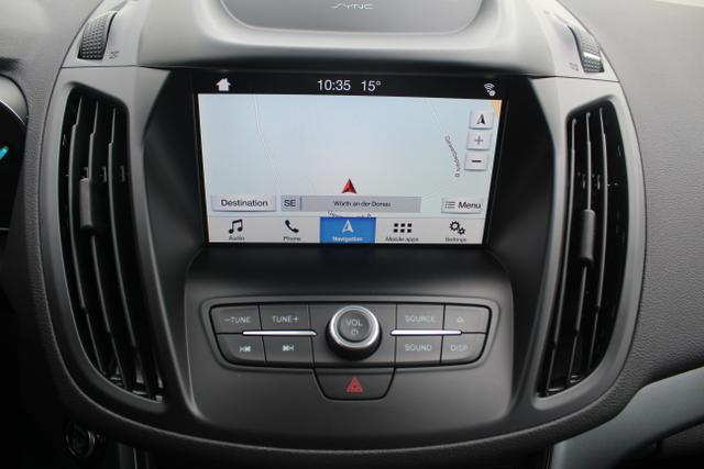 Ford Kuga 1.5 EcoBoost 150PS- SHZ-Tempomat-MFL-Navi-CD-MP3-Klimaauto-Sofort
