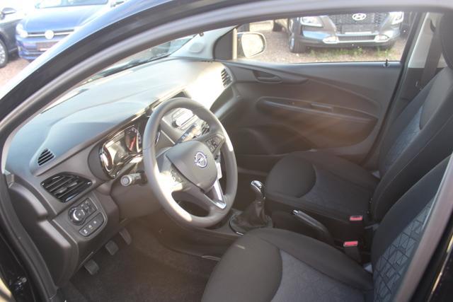 Opel Karl 1.0 73PS 5-Türig - Klimaanlage-Tempomat-CityLenkung-Bluetooth-el.Fensterheber-MFL-Tagfahrlicht-Sofort