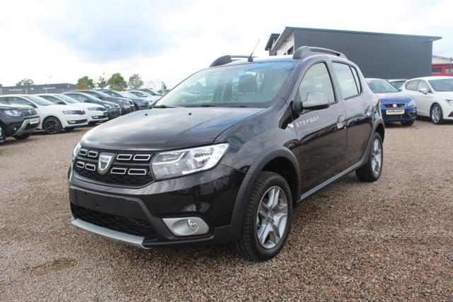 Lagerfahrzeug Dacia Sandero - Stepway Prestige 0.9TCE 90PS Klima-Navi-PDC-Bluetooth-Tempomat-LED-Sofort