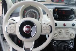 """500 - Lounge 1.2 69 PS-5JahreGarantie-AppleCarPlay-AndroidAuto-Tempomat-15""""Alu-Bluetooth"""