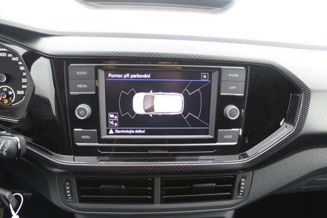 Volkswagen T-Cross 1.0 TSI 95 PS Life-Klimaanlage-Front Assistent-Spurhalteassistent-SHZG-ProAktiver Insassenschutz-TOP Aktion Sofort