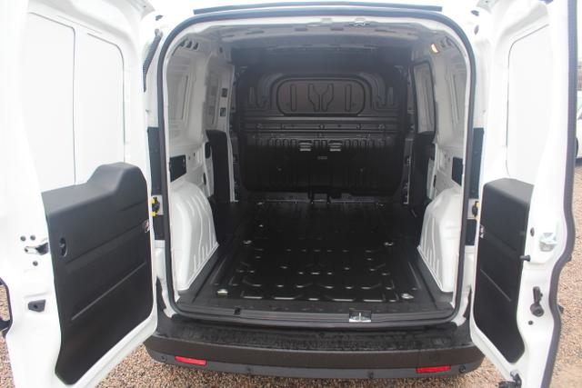 Fiat Doblò Cargo Maxi L2H1 1,4 16V 95 PS-Professional-Klima-Trennwand-PDC hinten