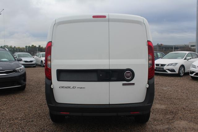 Fiat Doblo Maxi L2H1 1.4 16V 95 PS-Navi-DAB-Klima-PDC hinten-ZVFunk-Beifahrerdoppelsitz-Bluetooth-Sofort
