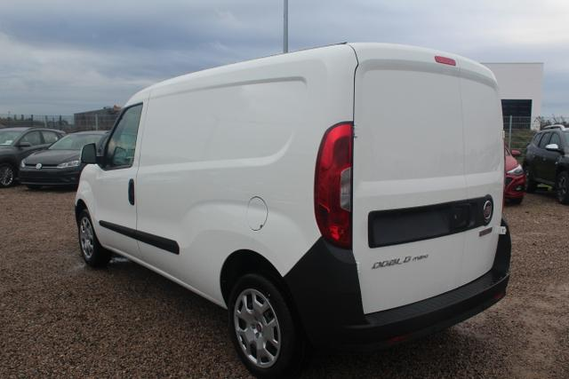 Vorlauffahrzeug Fiat Doblo - Cargo Maxi L2H1 1,4 16V 95 PS-Professionell-Klima-Trennwand