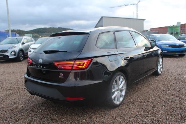 "Seat Leon Sportstourer ST FR 2.0 TDI 150 PS DSG 4x4-FullLink-VollLED-18""Alu-SHZ-Rückfahrkamera-Sofort"