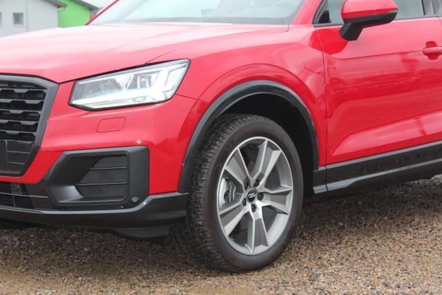Audi Q2 - Sport 1.4 TFSI CoD 150 PS S-Tronic-Navi-SHZ-el.Heckklappe-LED-2xPDC-Sofort