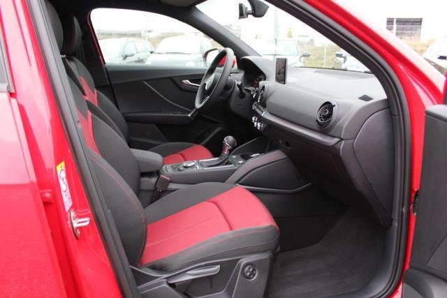 Audi Q2 Sport 1.4 TFSI CoD 150 PS S-Tronic-Navi-SHZ-el.Heckklappe-LED-2xPDC-Sofort