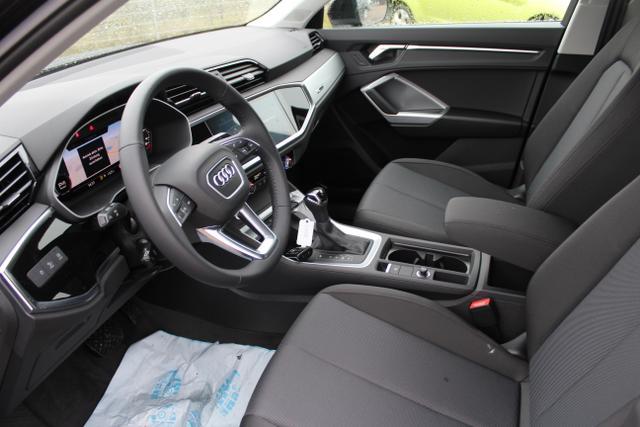 Audi Q3 2.0 TDI 150PS S-Tronic- Garantie-Virt.Cockpit-Voll LED-ALU-WiFi-SHZ-Klima-Sofort
