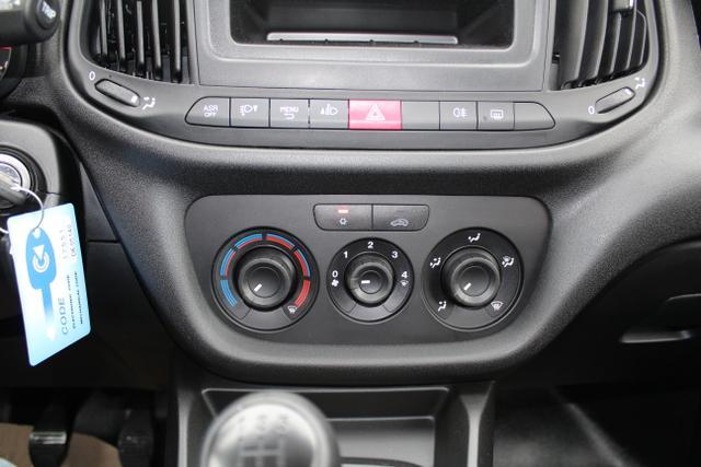Fiat Doblo L2H1-1.3 MultiJet 95 PS-Klimaanlage-Schiebetür-Sofort