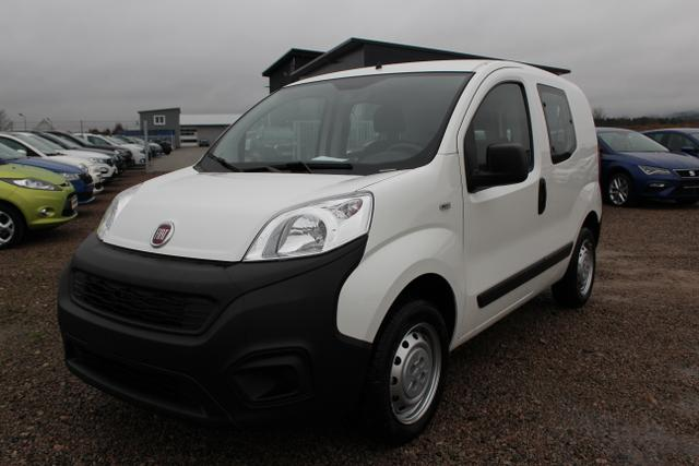 Fiat Fiorino - Professional 1.4 77PS - Bordcomputer-Klima-CD-ISOFIX-el.Fensterheber-Sofort