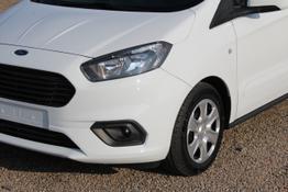 Tourneo Courier - Facelift !! 1.0 EcoBoost 100 PS-Garantie 7 Jahre-Klimaautomatik-Bluetooth-SHZG-MFL-Sofort