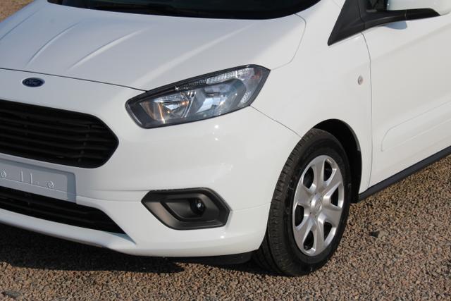 Ford Tourneo Courier - Facelift !! 1.0 EcoBoost 100 PS-Garantie 7 Jahre-Klimaautomatik-Bluetooth-SHZG-MFL-Sofort