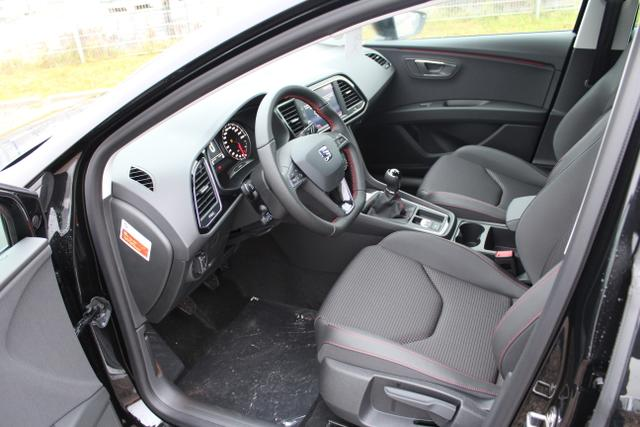 Seat Leon ST FR 1.5 TSI 130 PS WLTP2-LED Scheinwerfer-Full Link mit Navifunktion-Climatronic-ACC-SHZG-MFL- Sofort
