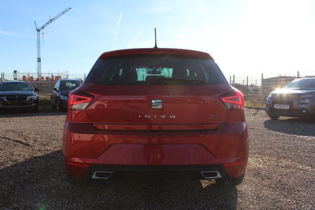 Seat Ibiza FR 1.0 TSI 95 PS-4JahreGarantie-Navi-FullLink-Climatronic-2xPDC-SHZ-Sofort