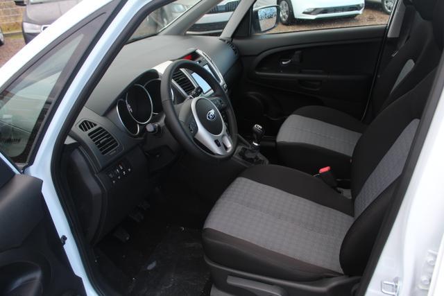 Kia Venga 1.6 CVVT 126PS PDC hinten- NAVI-Bluetooth-Klima-SHZ-Tempomat-Rückfahrkamera-MFL-Sofort