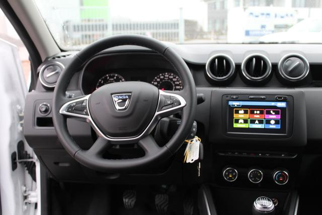 Vorlauffahrzeug Dacia Duster - Prestige 1.5 DCi 115 PS 4x4-Navi-Rückfahrkamera-Sitzheizung-Klima