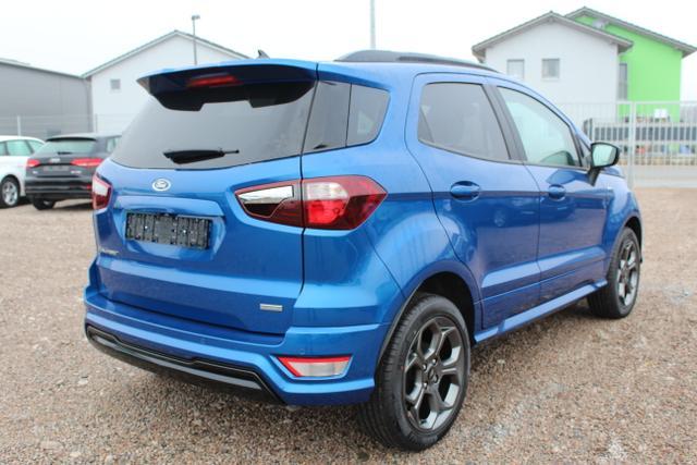 Ford EcoSport - ST-Line 1.0 EcoBoost 125 PS-Navi-SHZ-Rückfahrkamera-DAB-KeylessGo-2xPDC-Sofort