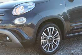 500L Cross - 1.4i 95 PS-Klima-AndoidAuto-AppleCarPlay-Teilleder-DAB-Radio Uconnect-SHZ-PDC-MFL- Sofort