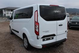 Transit Custom - L2H1 320 2.0 TDCI 105 PS-9 Sitzer-Klima-Navi-2xPDC-DAB-Tempomat-AHK-Sofort