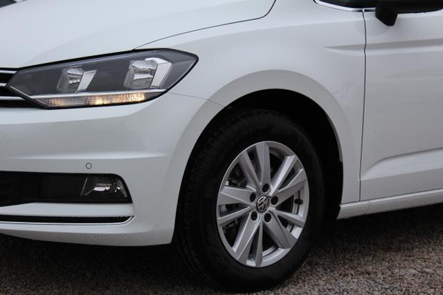 Volkswagen Touran - Highline 1.5 TSI 150 PS DSG-AHK-7Sitzer-Navi-2xPDC-SHZ-ACC-Sofort Lagerfahrzeug