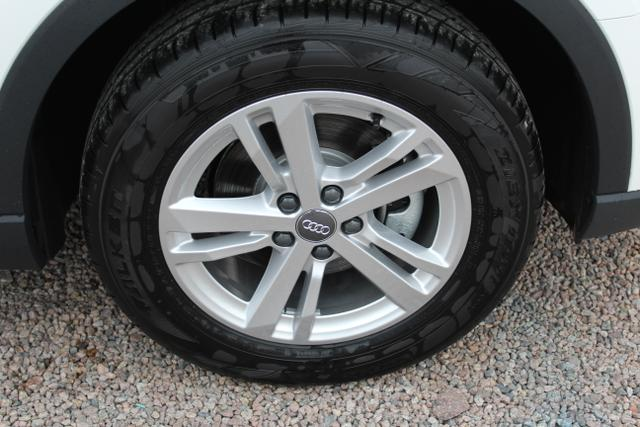 Lagerfahrzeug Audi Q3 - 35 TFSI 150 PS-4JahreGarantie-Navi-LED-el.Heckklappe-SHZ-2xPDC-Sofort