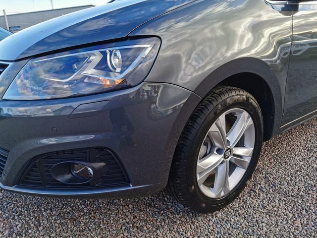 Seat Alhambra - Xcellence 1.4 TSI 150 PS-Navi-Xenon-7Sitze-ACC-Kamera-Spurhalteasist-Sofort
