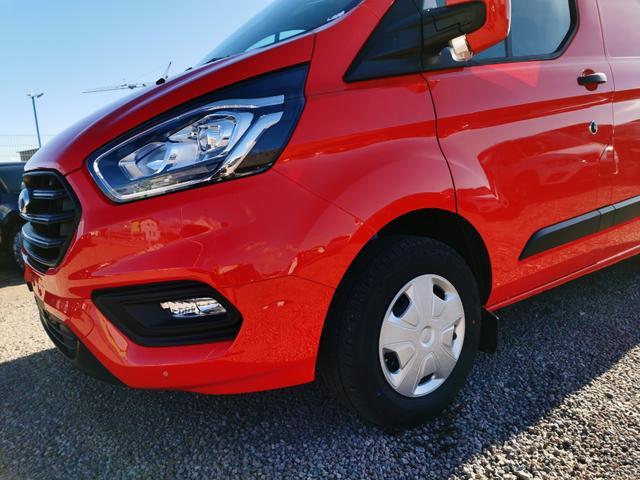 Ford Transit Custom - L1 Trend 280 2.0 TDCI 108 PS-5JahreGarantie-2xPDC-Tempomat-Bluetooth-Klima-AHK--Sofort