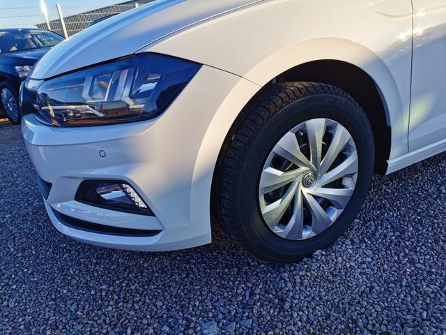 Volkswagen Polo - Comfortline 1.0 TGI 90 PS-SHZ-Bluetooth-2xPDC-MuFu-Klima-Sofort